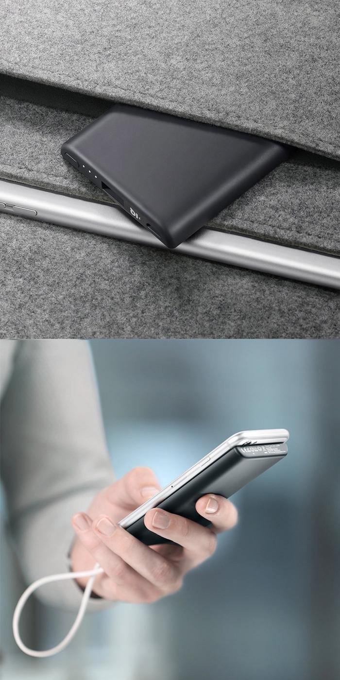 美國Anker|PowerCore薄型Slim 50000mAh行動電源 ( B1250H12 )