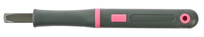 日本義春刃物 左撇子雕刻刀5本組(付鋼製刃;平刀/斜刀/三角刀/中丸刀/小丸刀;GX-5)