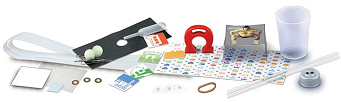 4M 科學魔術KidzLabs二十種Science Magic兒童魔術道具物理化學教具 (00-03265)