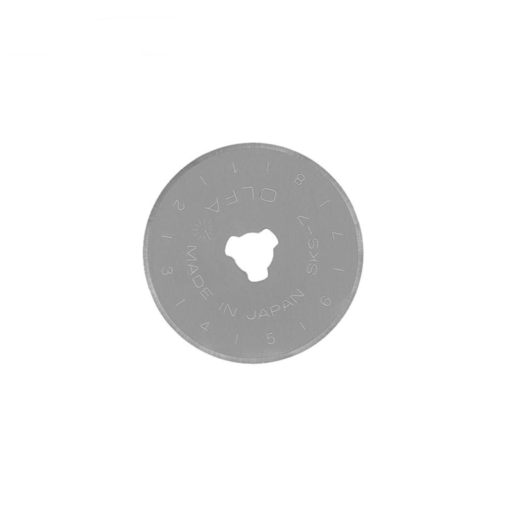 日本OLFA|旋轉切刀替刃圓形刀片 ( RB28-2 )