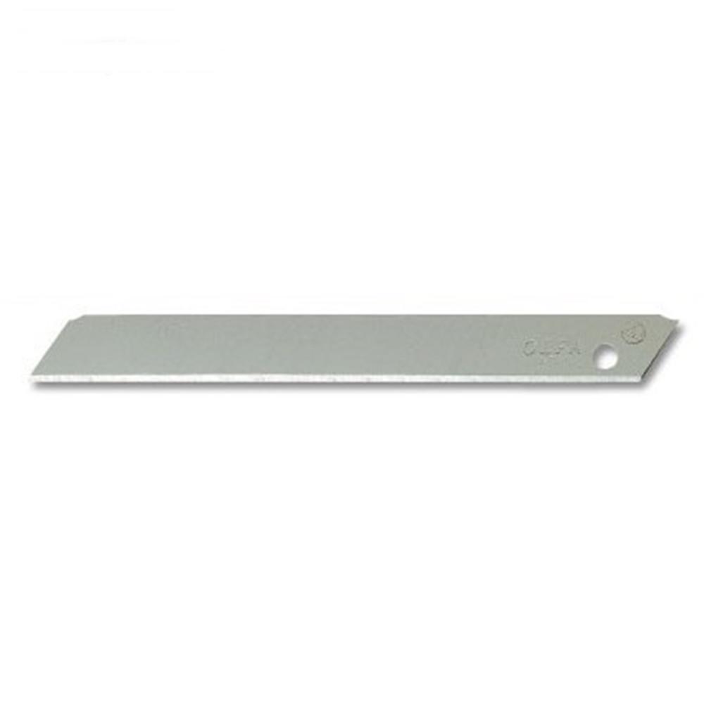 日本OLFA|無折痕刀片替刃美工刀刀片 ( 50片裝 ; AB-SOL-50 )