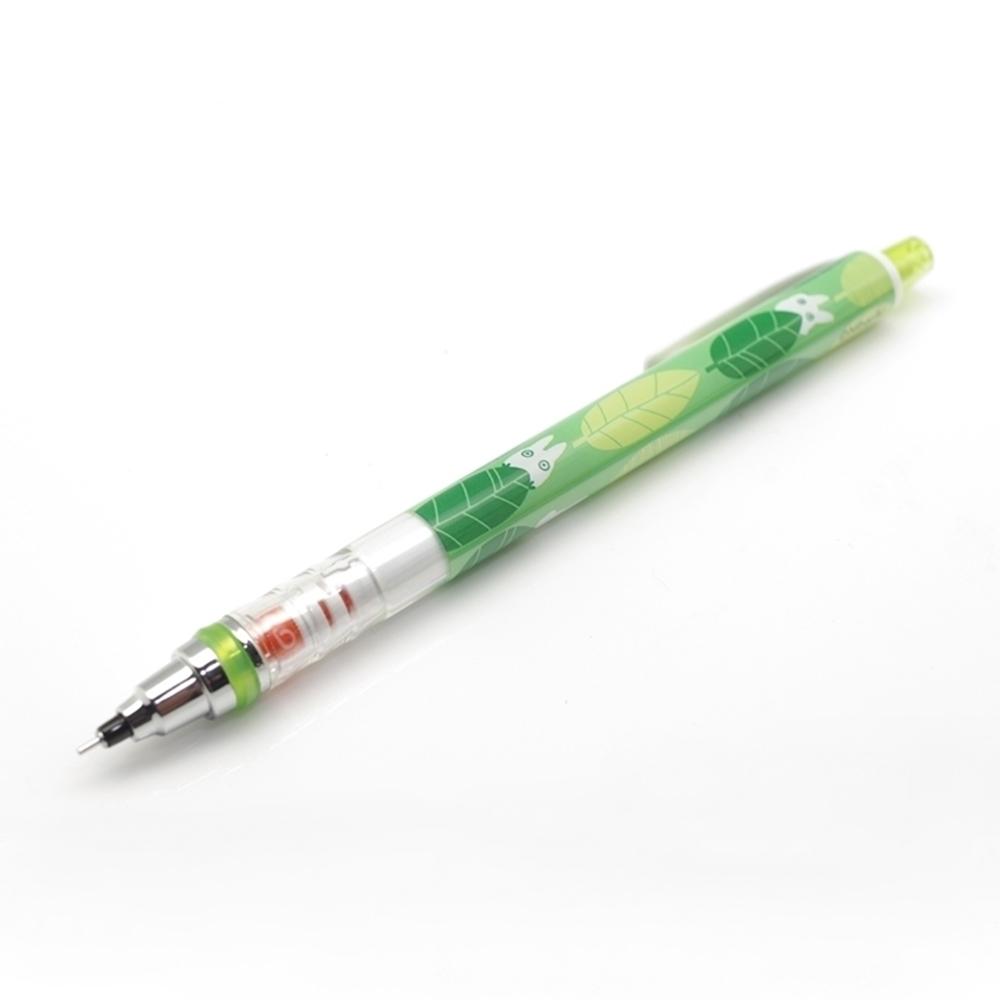 日本UNI|KURU TOGA 0.5mm不易斷蕊自動旋轉鉛筆(宮崎駿/龍貓和樹葉捉迷藏版 ; 0316-14)