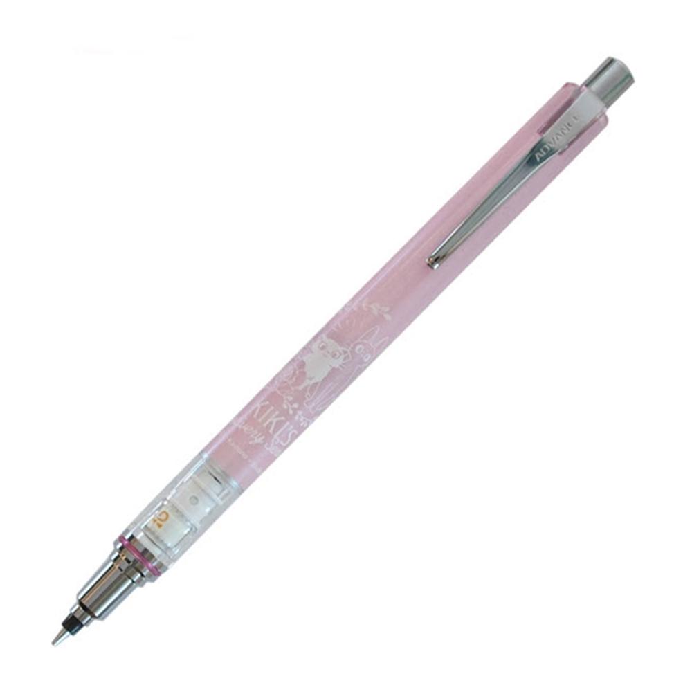 日本UNI|ADVANCE自動出芯不斷芯自動鉛筆 (0.3mm-黑貓吉吉 ; 0618-03)