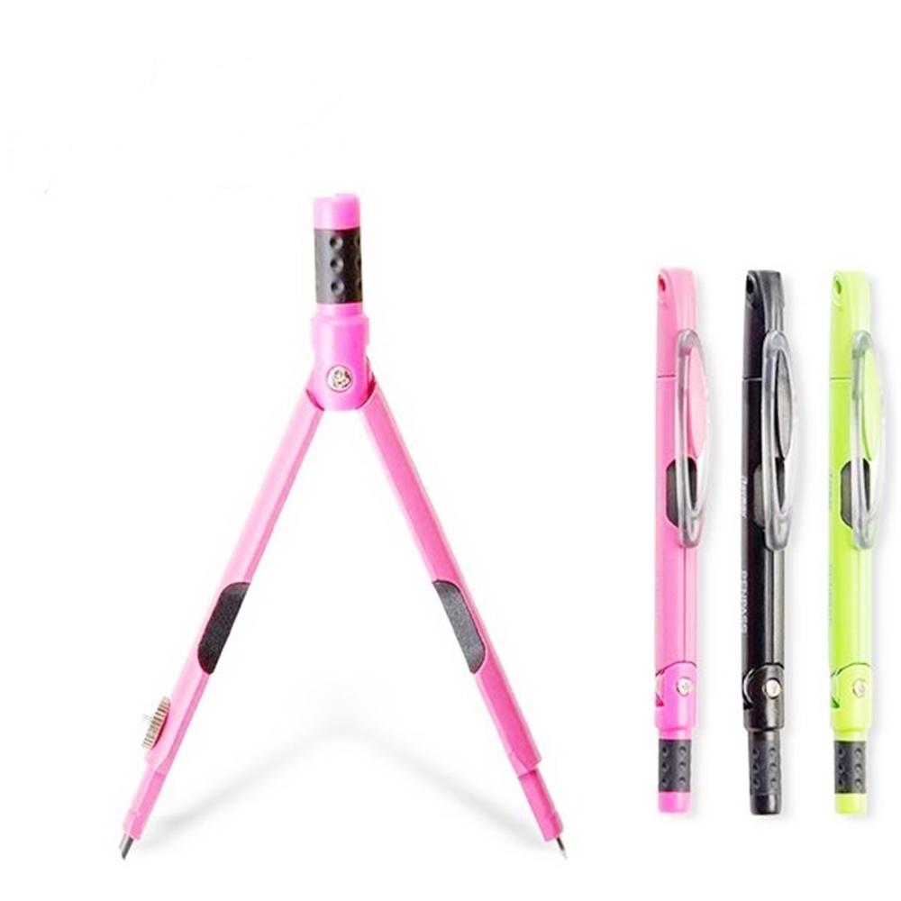 日本Raymay|好攜帶筆型圓規筆 即圓規兼鉛筆( 日本文具大賞;韓國製造;JC600系列 )