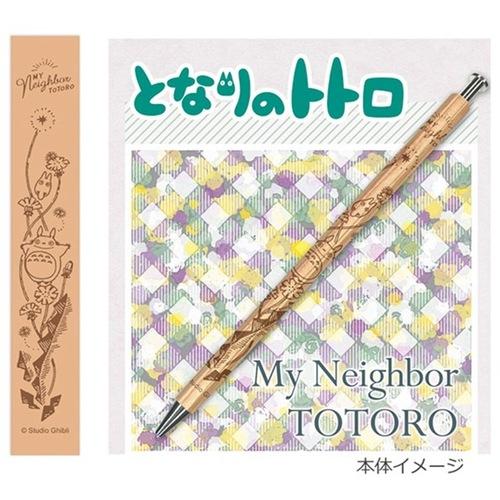 日本Movic|木軸筆 ( 豆豆龍貓原子筆/自動鉛筆 ; 0718 )