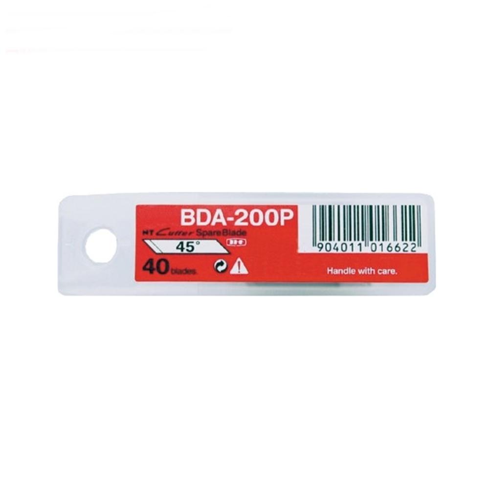 日本NT Cutter|筆刀刀片筆刀替刃 ( BDA-200P )