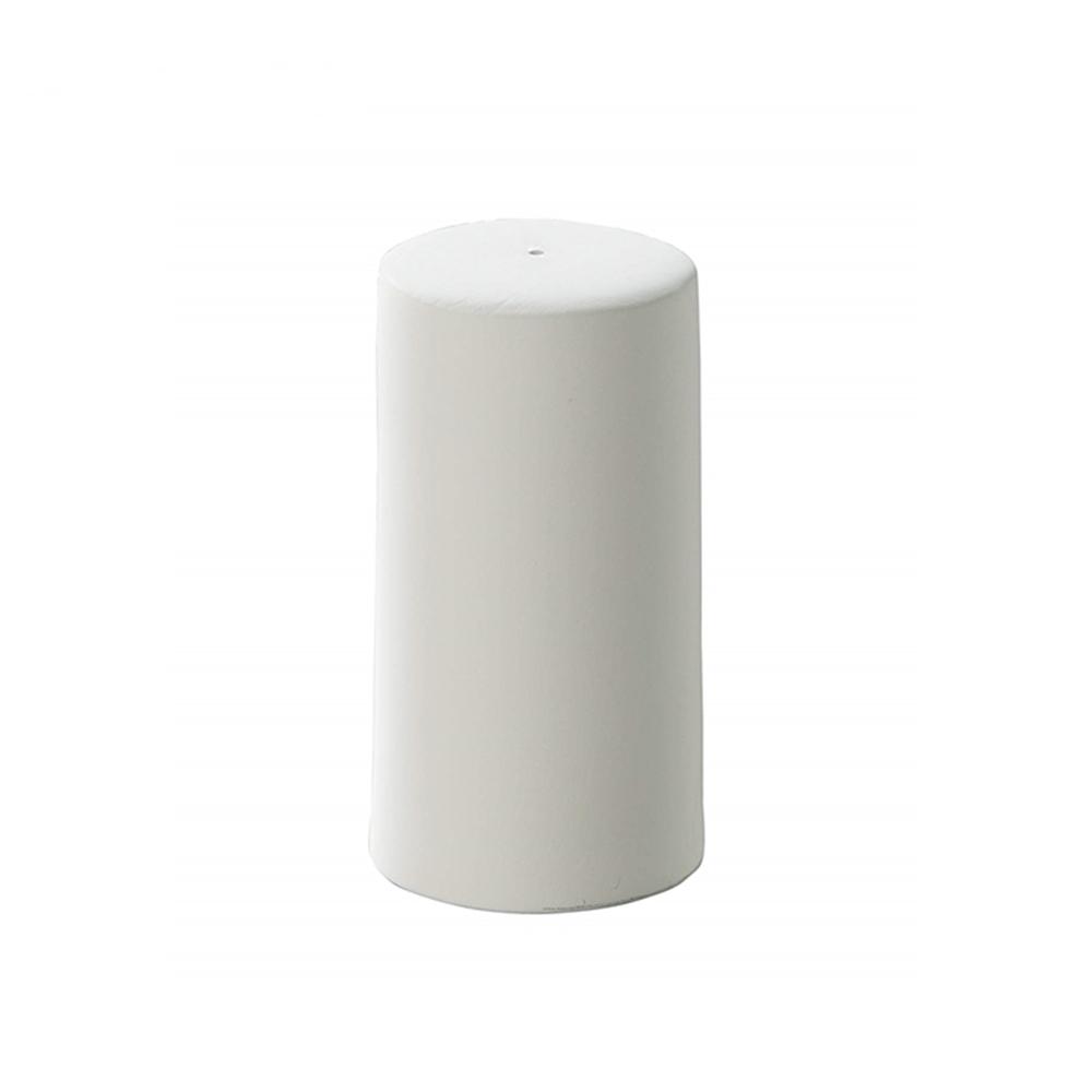日本Karari 珪藻土鹽調味罐 矽藻士吸濕塩罐(1孔;尺寸:直徑40×高75mm; HO1842 )