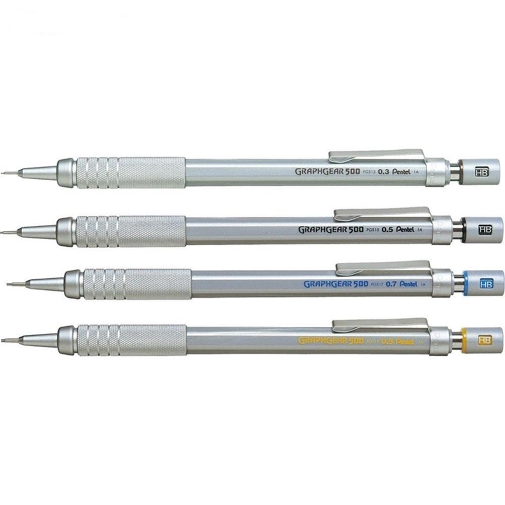 日本Pentel|製圖自動鉛筆GraphGear 500系列( PG51 )