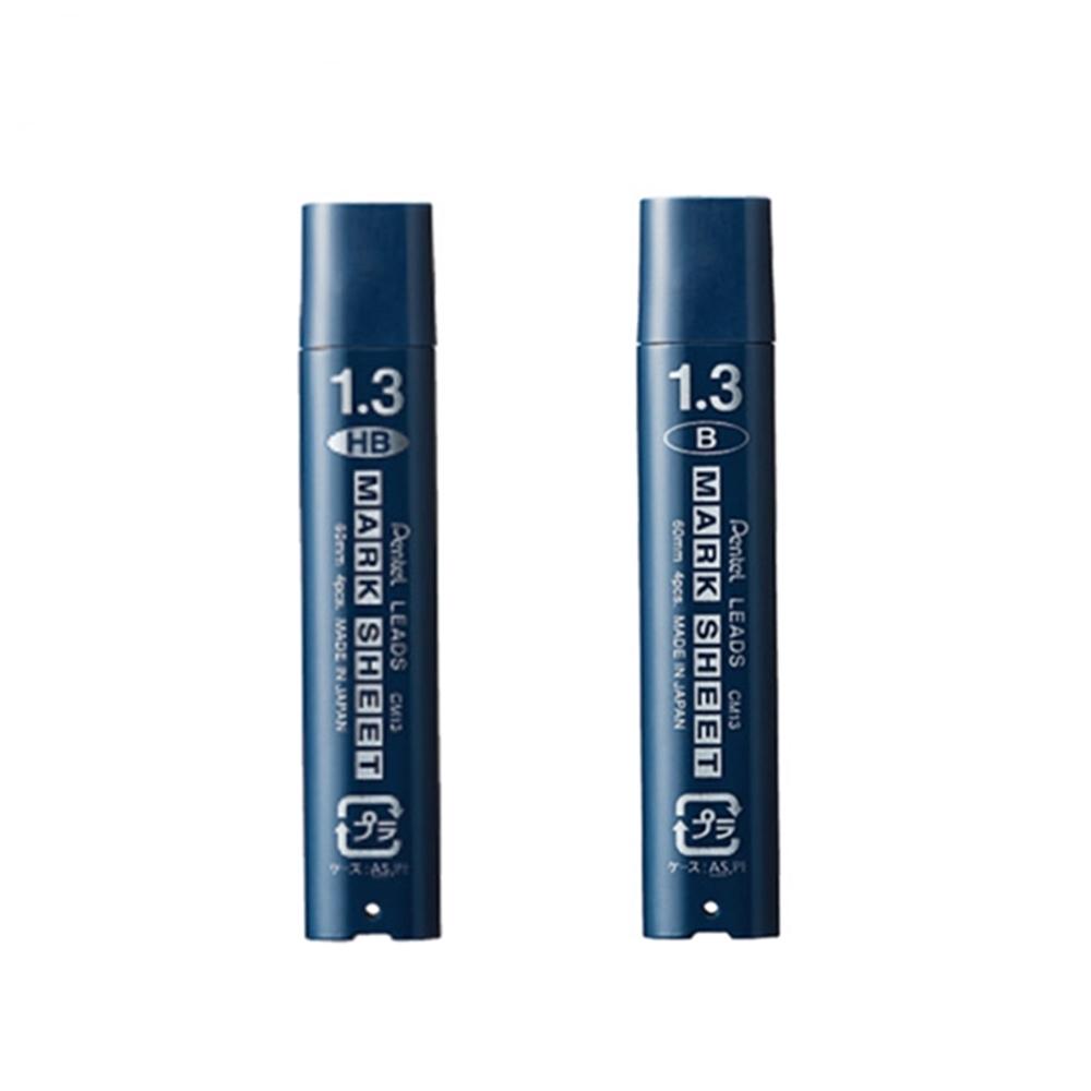 日本Pentel| 粗芯1.3mm自動鉛筆芯 ( CM13-B / CM13-HB )