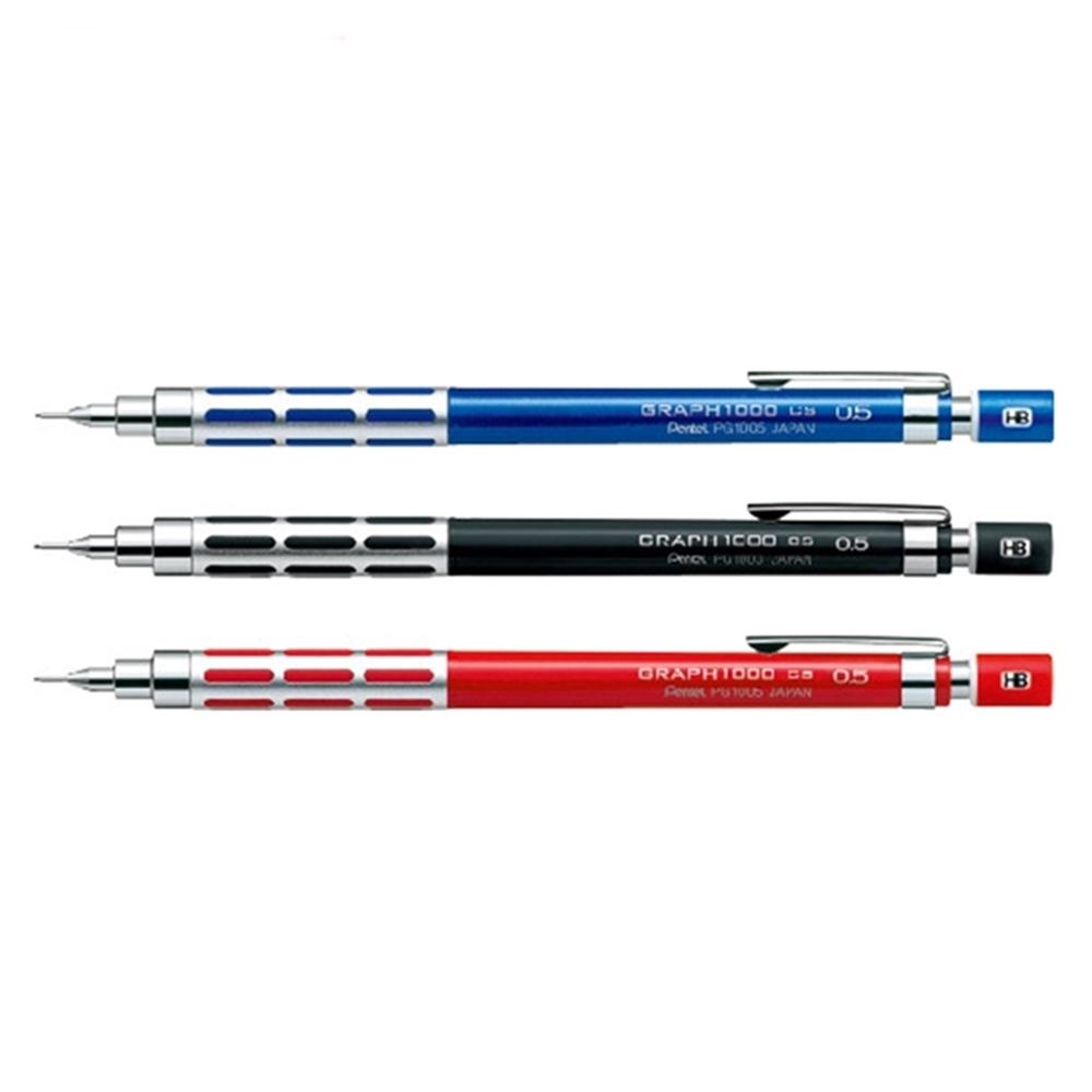 日本Pentel| 製圖鉛筆GRAPH 1000 CS系列(0.5mm筆芯 ; XPG1005CS系列)