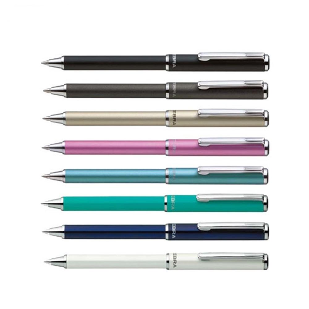 日本ZEBRA|迷你斑馬伸縮原子筆 ( BA55系列 )