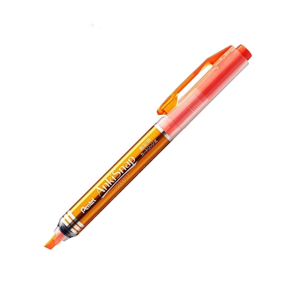 日本Pentel|暗記筆螢光筆重點筆考題筆 ( SMS1-F )
