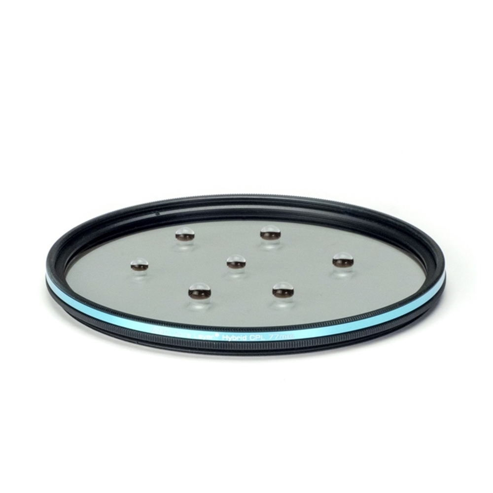 台灣STC|雙面AS奈米鍍膜抗靜電偏光鏡兼保護鏡(-0.5EV極致透光;Hybrid CPL 72mm偏光鏡)