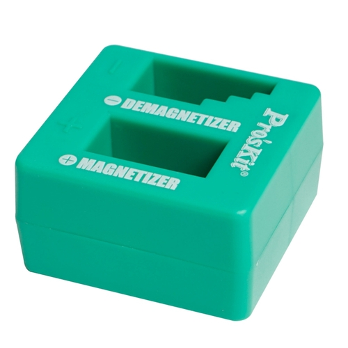 台灣Pro'sKit寶工|五金工具強力加磁消磁器 加磁去磁器 ( 5x5x2.8cm;8PK-220 )