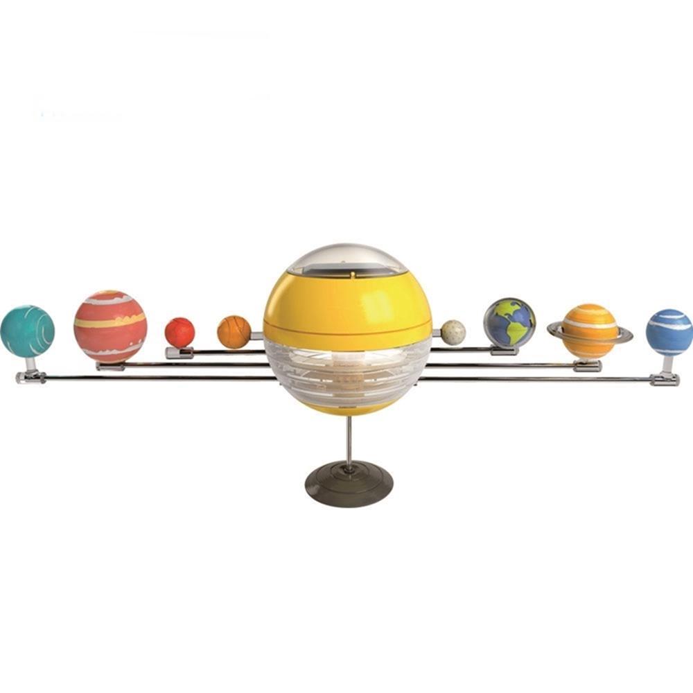 台灣Pro'sKit寶工|科學玩具 太陽能8大行星 ( 附顏料可彩繪 ; GE-679 )