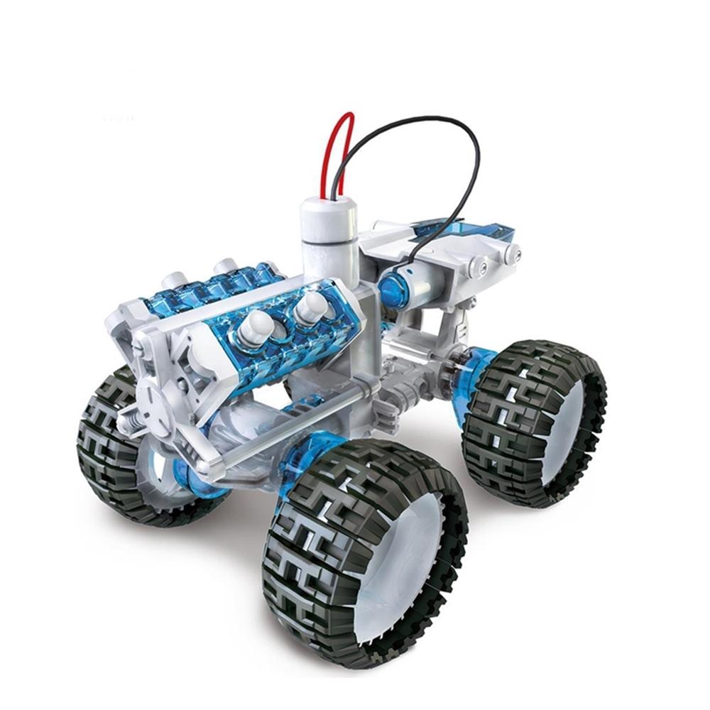台灣Pro'sKit寶工|科學玩具鹽水燃料電池動力引擎越野車 ( GE-752 )