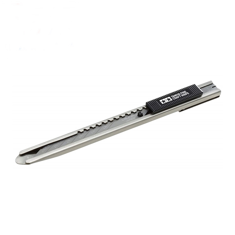 日本田宮TAMIYA|30度銳角美工刀 ( 74053 )