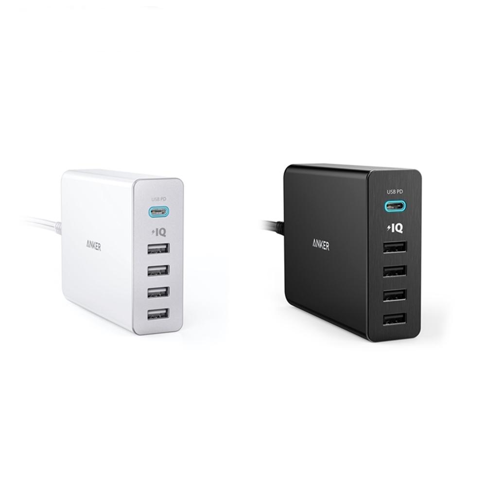 美國ANKER|PowerPort+ 5孔 60W充電器 ( A20535系列 )