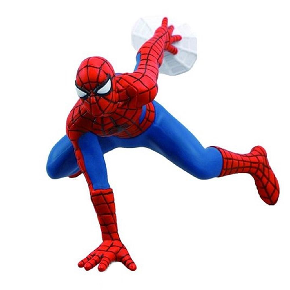 日本Entrex|漫威授權MARVEL蜘蛛人SPIDERMAN磁鐵磁性鑰匙掛鈎( #14319 )