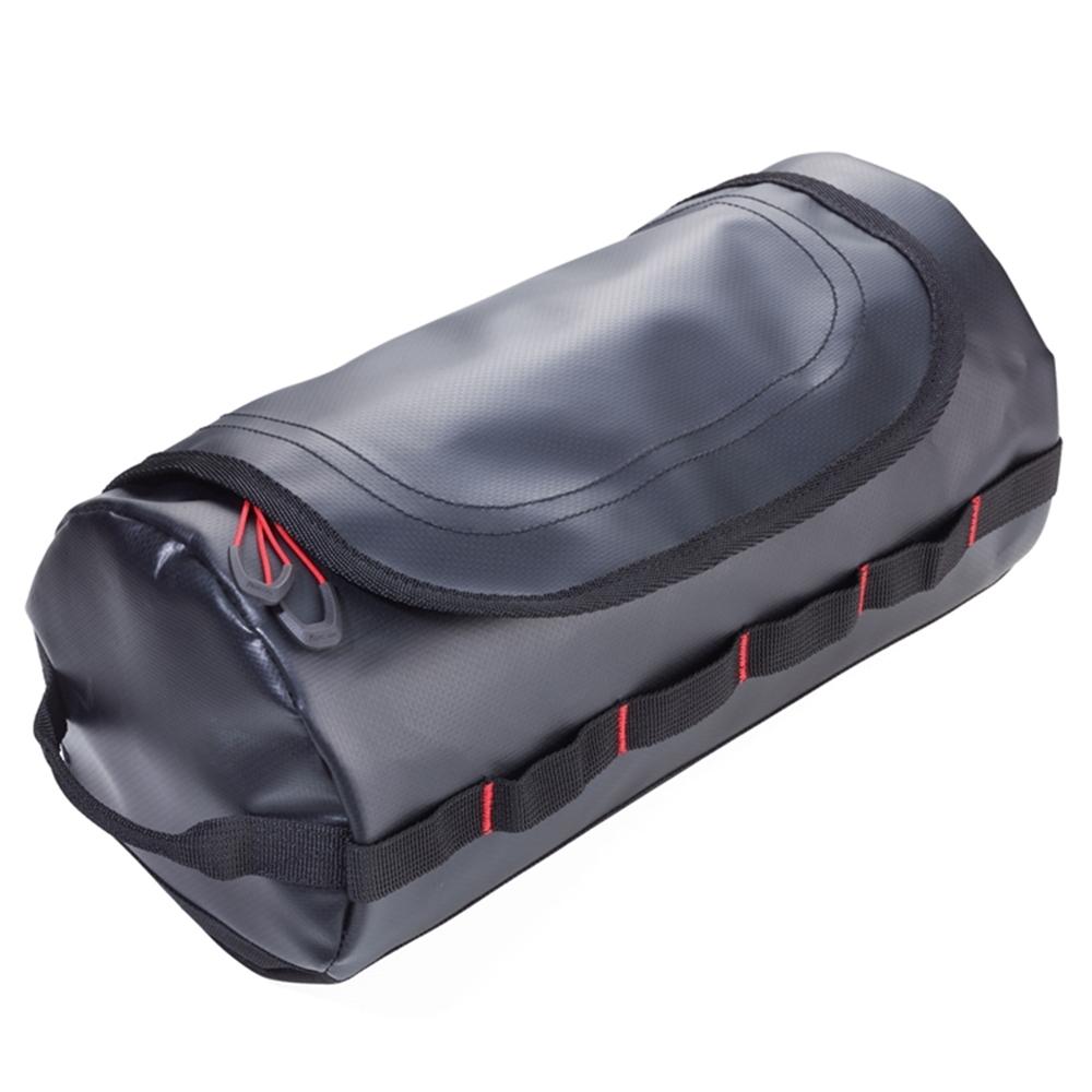 德國TROIKA|防水柏油帆布盥洗包多功能防水包 ( BAG30/BK )