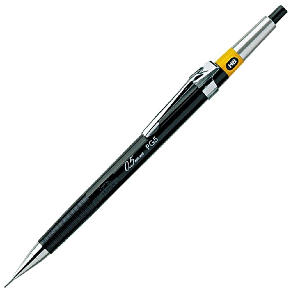 日本Pentel 經典製圖筆 (0.5mm筆芯 ; PG5-AD)