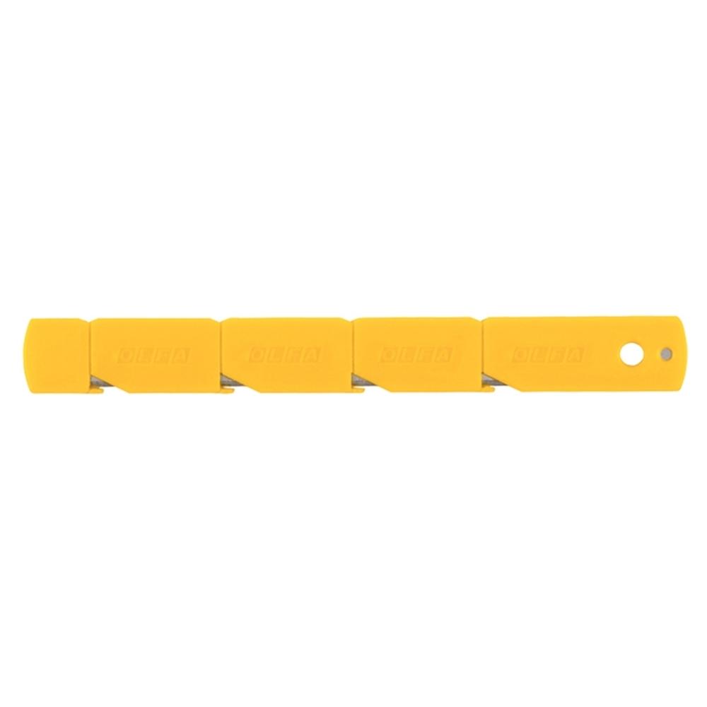 日本OLFA|兒童安全美工刀用替刃 (2入,品番XB236BS;ESKB-1/2B)