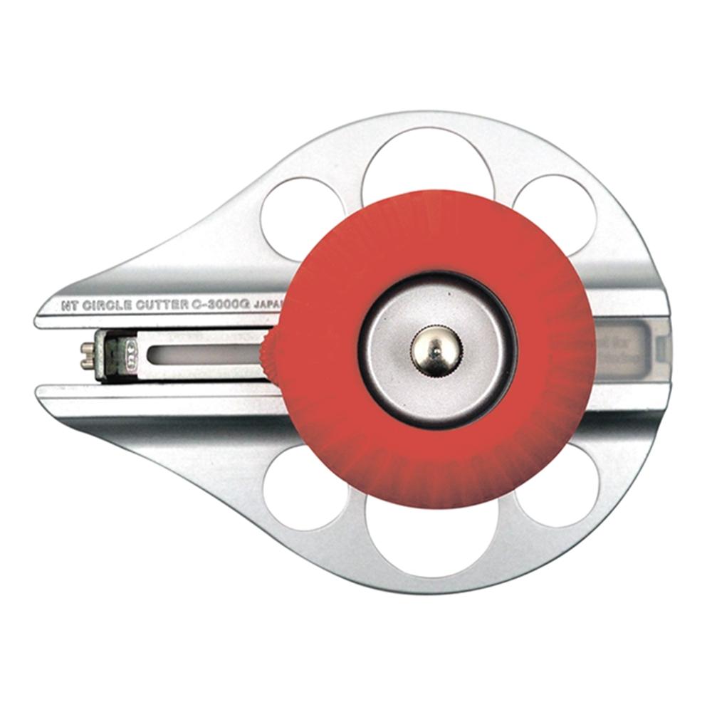 日本NT Cutter|切圓器割圓器圓形切割器 ( C-3000GP )