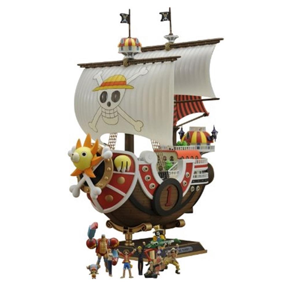 日本BANDAI萬代 海賊王ONE PIECE航海王新世界篇Ver.千陽號 (4543112716279)