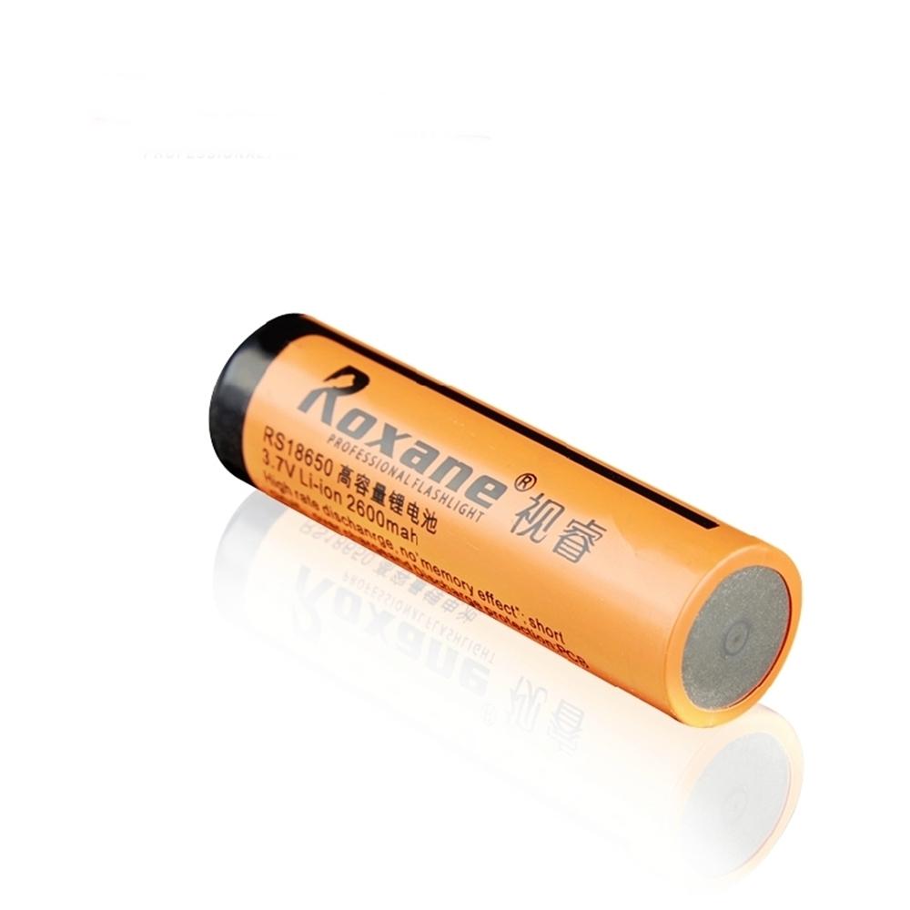 Roxane視睿 電池 (單顆;18650;RS18650)