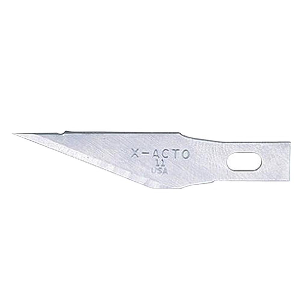 美國X-ACTO|筆刀刀片 ( X611#11 )