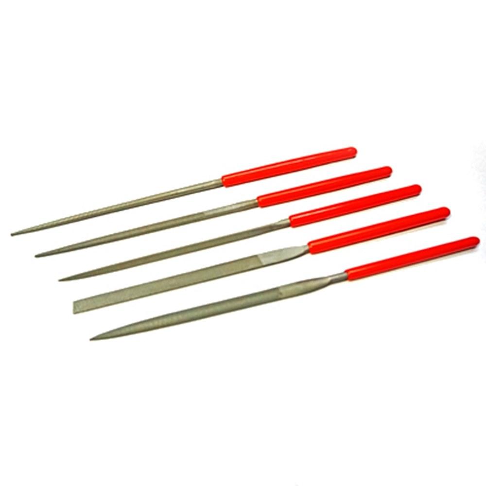 日本MINESHIMA|模型中目挫刀五入組砂磨砂工具 ( H-16 )
