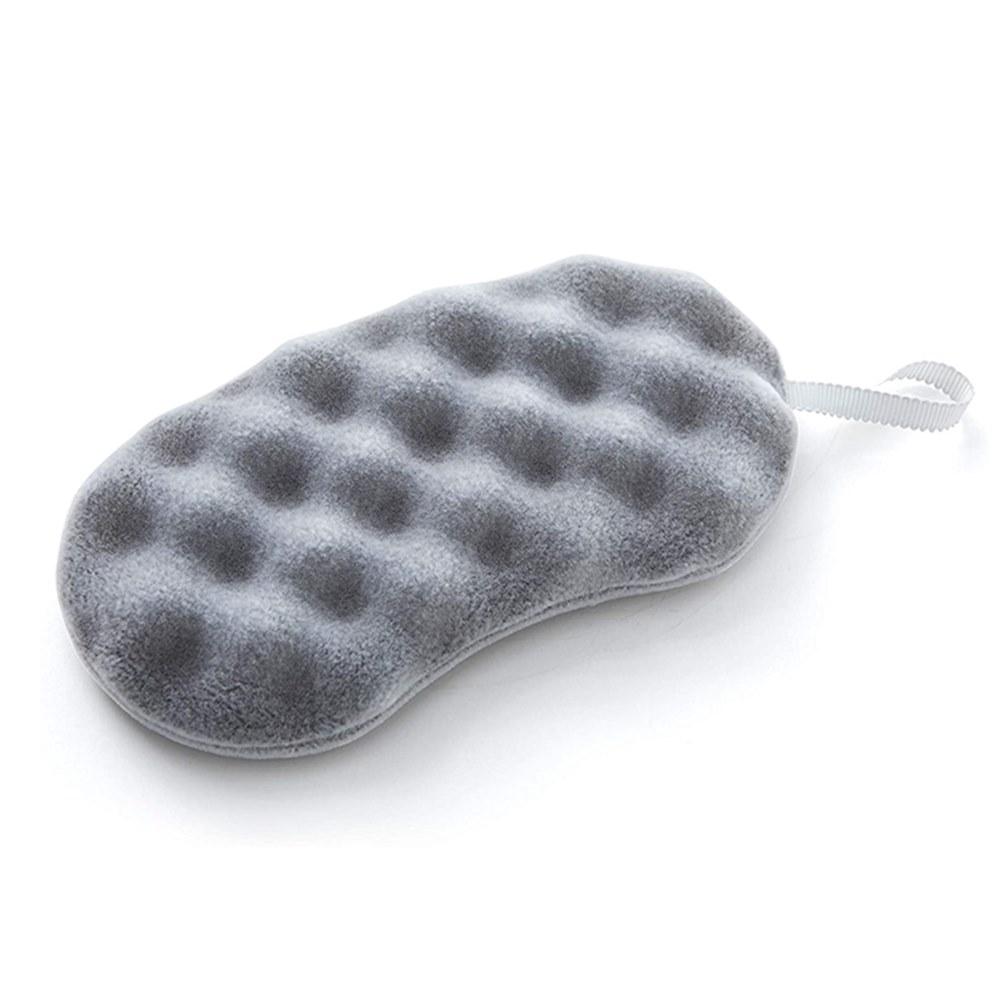 日本COGIT|手竹炭超細纖維沐浴海綿 ( 大;278754 )