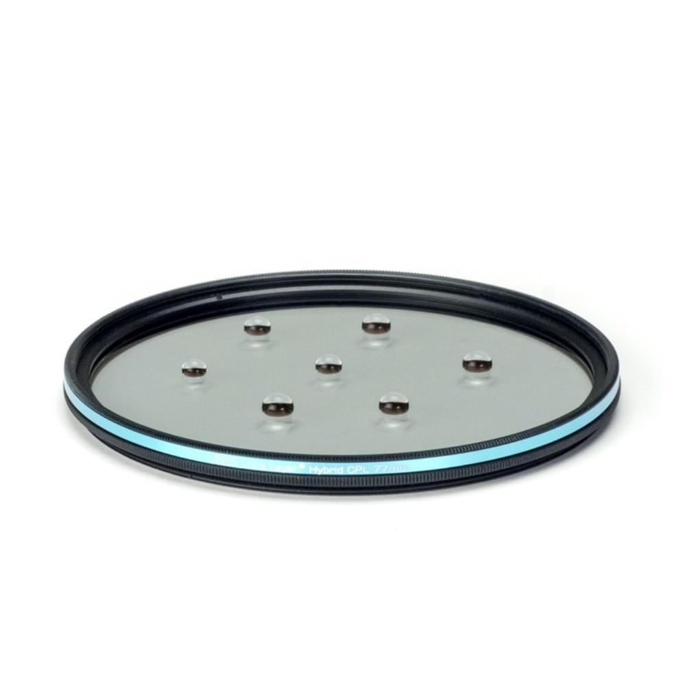 台灣STC|雙面AS奈米鍍膜抗靜電偏光鏡兼保護鏡(-0.5EV極致透光;Hybrid CPL 58mm偏光鏡)