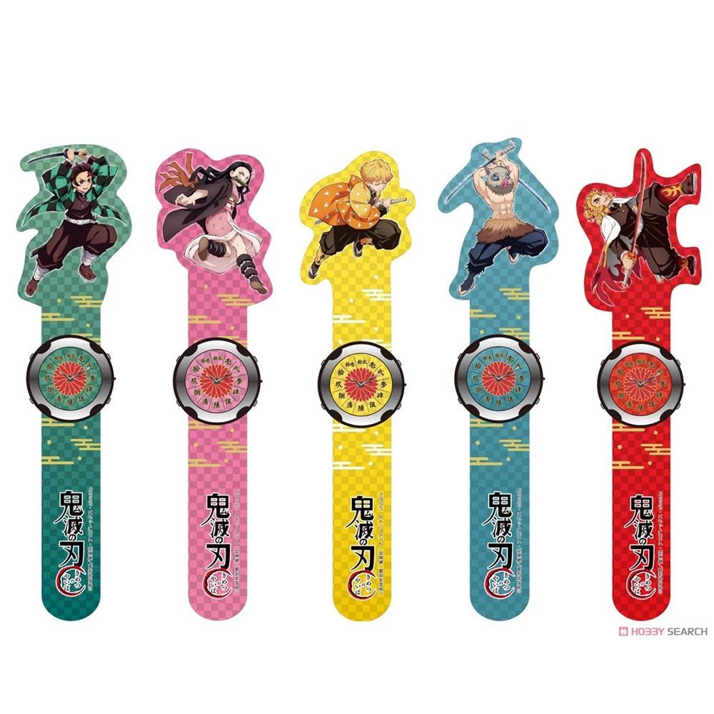 日本MAX limited|鬼滅之刃自動戴上兒童手錶(指針)