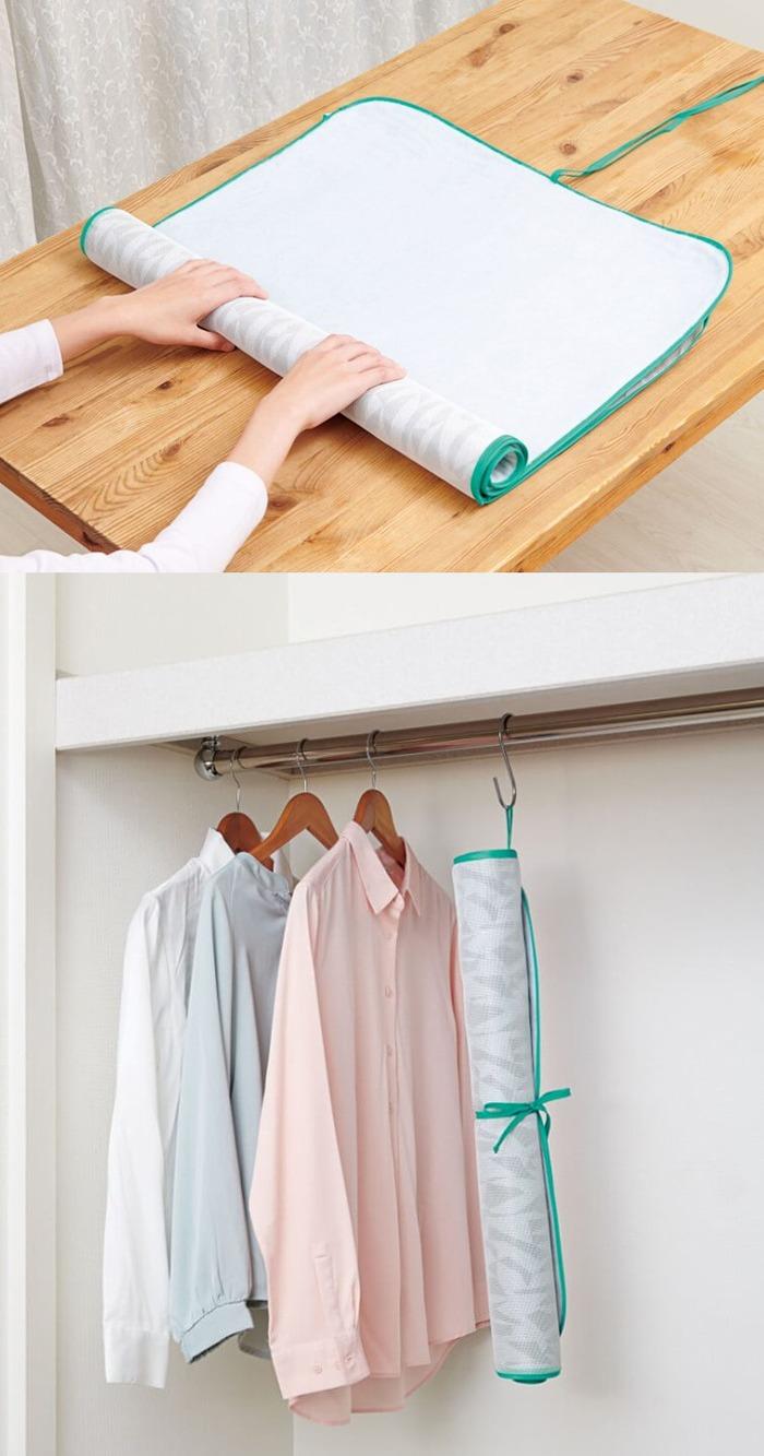 (複製)日本COGIT|收納折疊2面耐熱燙斗板78x36cm燙衣板