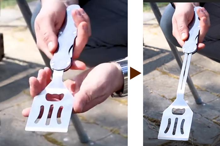 (複製)德國TROIKA|十合一多功能戰術工具ARBEITSG0ERÄT(剪鉗小刀鋸子開罐器銼刀起子;TOL41/GY)