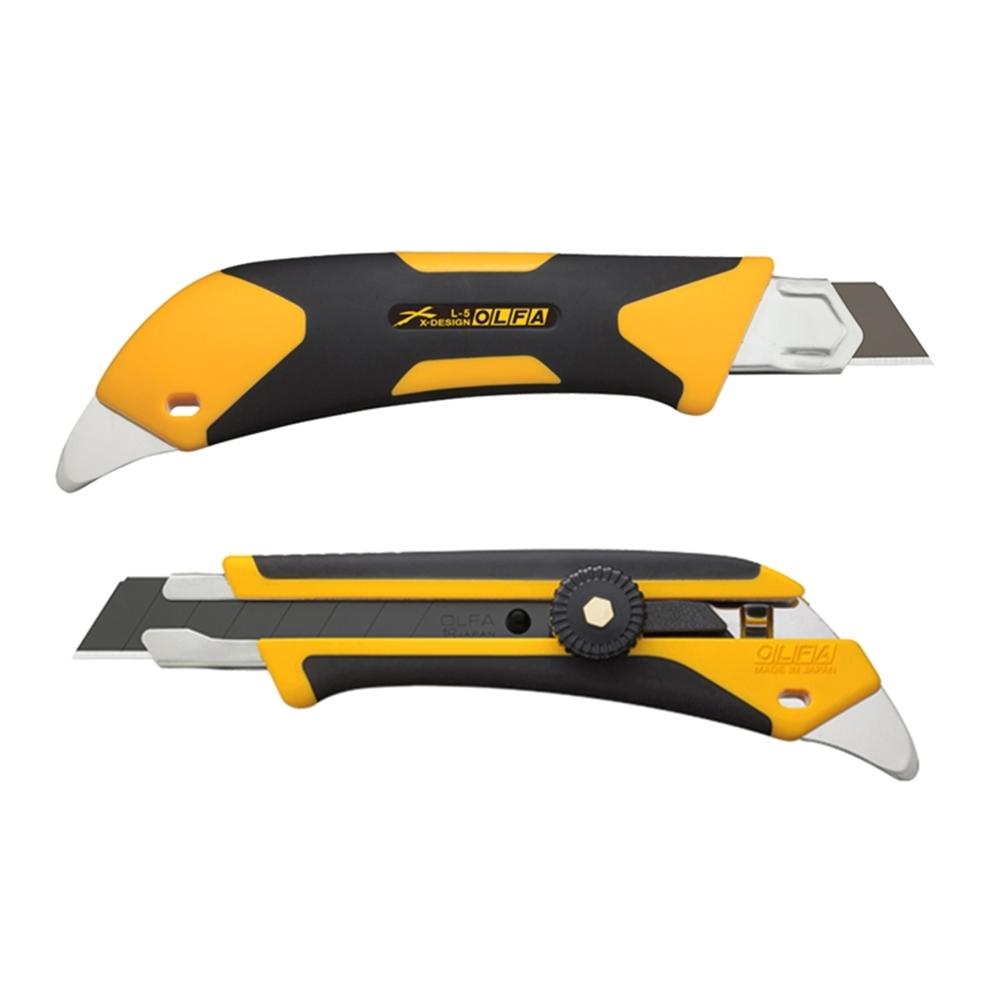 日本OLFA X系列舒適握把多功能大型美工刀
