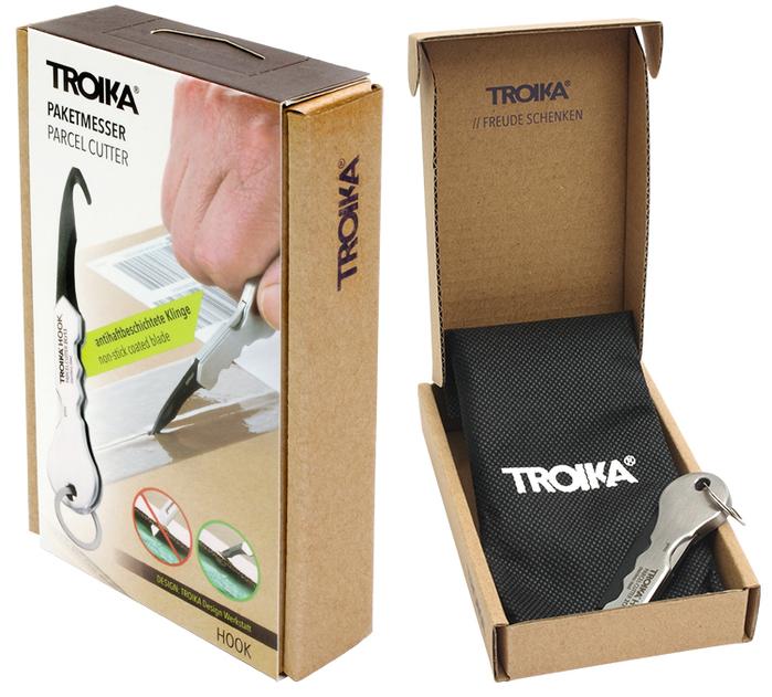 (複製)德國TROIKA 多功能調酒師不鏽鋼小刀兼螺旋開瓶器和瓶封組