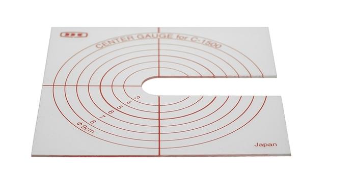 日本NT Cutter割圓器eC-1500P圓形切割器