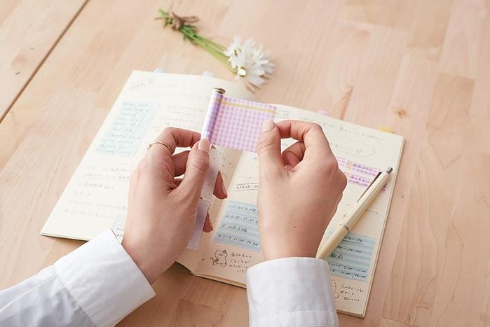 日本Kanmido PENtoNE 筆型便條紙櫻花 ( PT-1007 )