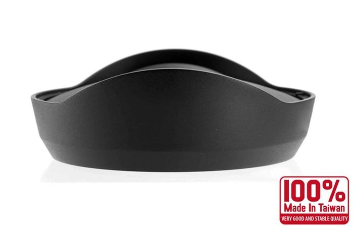 (複製)台灣HOOCAP|二合一鏡頭蓋兼遮光罩( 相容Sony原廠遮光罩ALC-SH110 ; R7267F )