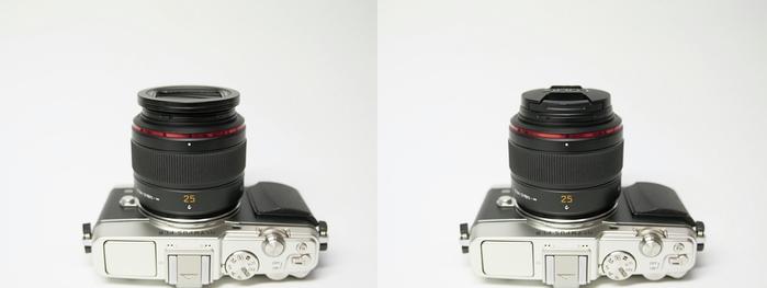 (複製)Freemod|半自動鏡頭蓋 ( X-CAP2 49mm Silver )