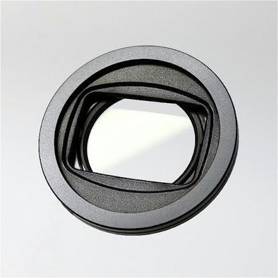 (複製)Freemod|半自動鏡頭蓋含STC保護鏡 ( X-CAP2 46mm Black )