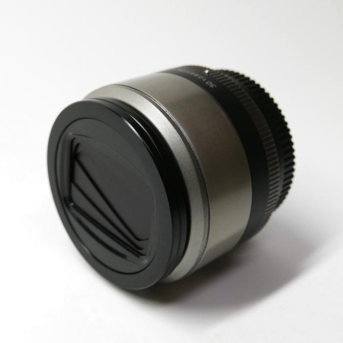 (複製)Freemod|半自動鏡頭蓋 ( X-CAP2 46mm Silver )