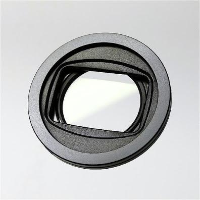 (複製)Freemod|半自動鏡頭蓋 ( X-CAP2 43mm Black )
