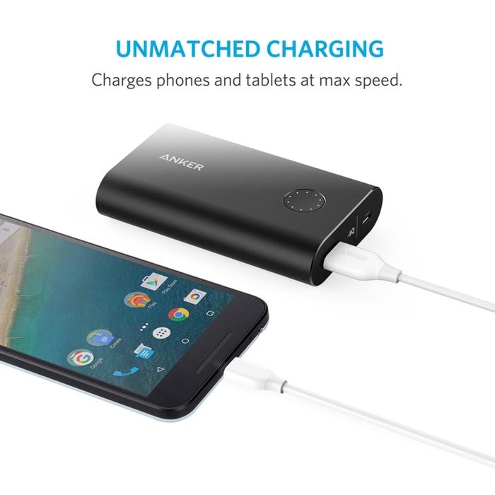 美國ANKER|PowerLine USB 3.0轉USB-C充電傳輸線 ( 長3ft即0.9公尺 ; A81630系列 )