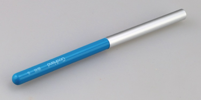 日本神之手GodHand|神之筆粗點刷筆M畫筆粗點筆(刷毛寬3mm;GH-EBRSP-TTM)