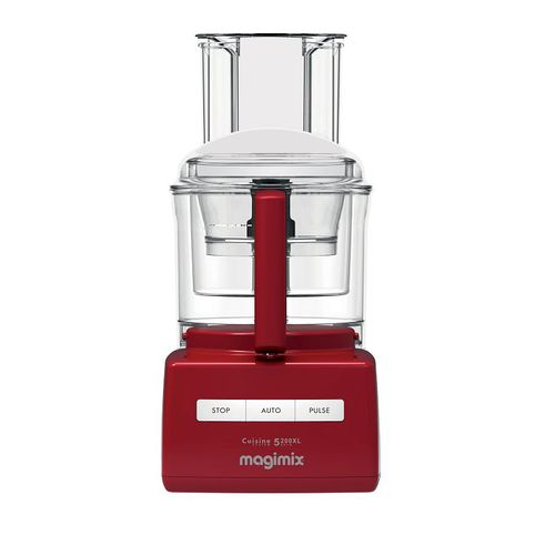 MAGIMIX|萬用食物處理機-3200L (贈冷壓蔬果機、電子料理秤、活性碳長鮮盒) 魅力紅