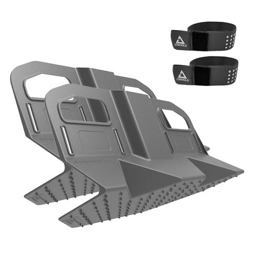 STAYHOLD 車用後廂止滑定位擋板 齒釘底 太空灰