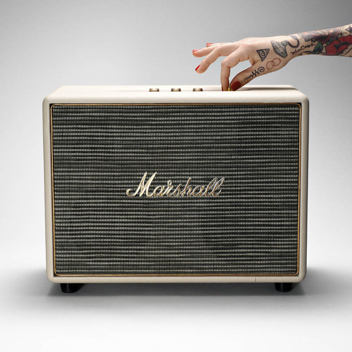 (複製)Marshall|Woburn 藍牙喇叭- 經典黑